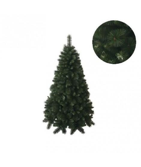 FORET ENCHANTEE Sapin de Noël Colorado 554 branches 165 cm vert