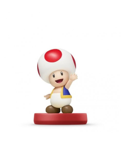 Figurine Amiibo Toad Super Mario Collection