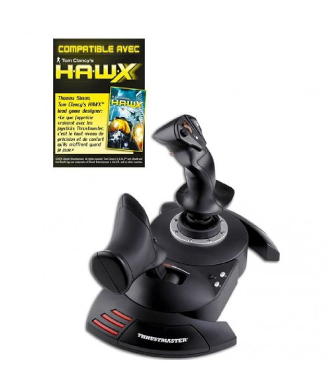 THRUSTMASTER T.FLIGHT HOTAS X / PC-PS3