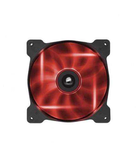 Corsair AF140-LED Red, Single Pack