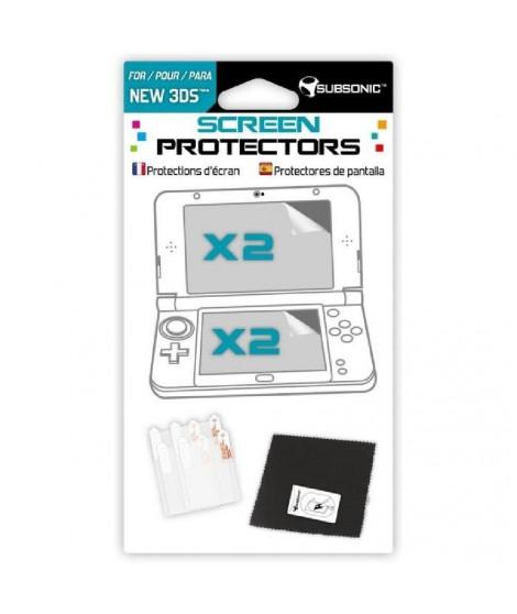Protection pour écrans New 3DS