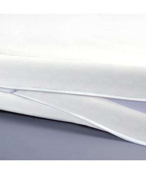 SWEETNIGHT Protege-matelas housse intégrale Allergostop - 90 x 190/200 cm