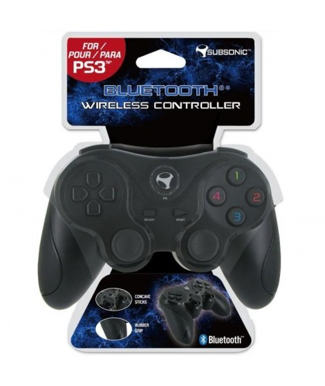 Manette Bluetooth Compatible PS3