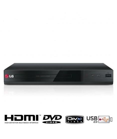 LG DP132H Lecteur DVD DivX HDMI