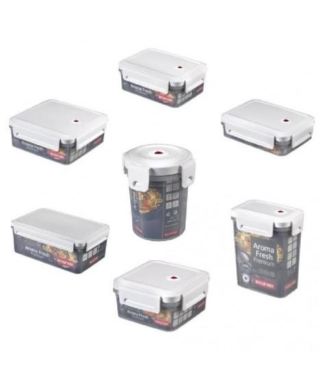 CURVER 7 Boîtes Aroma Fresh Premium