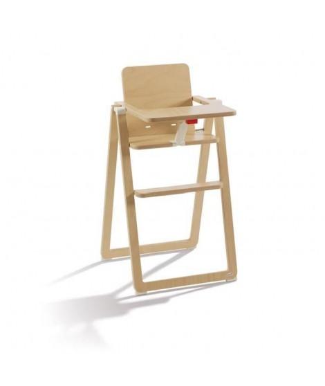 SUPAFLAT chaise haute - nature