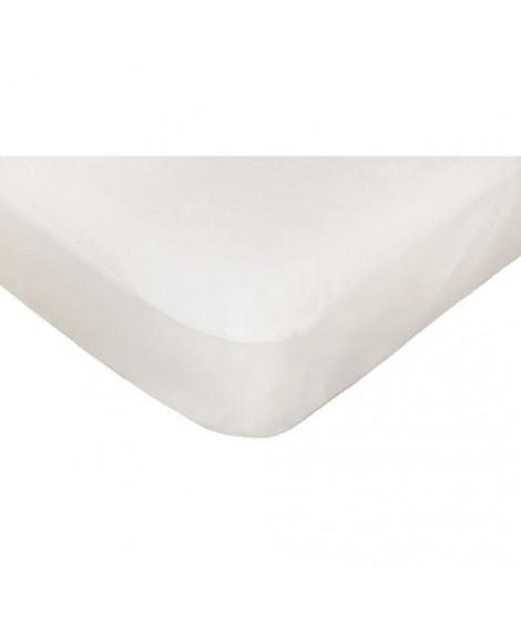DOUX NID LOT DE 2 Aleses BAMBOU 60x120 cm Blanc