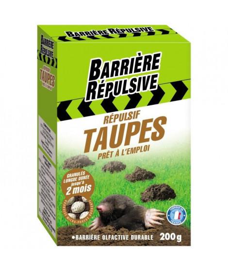 BARRIERE REPULSIVE Répulsif Taupes - granulés prets a l'emploi - 200g