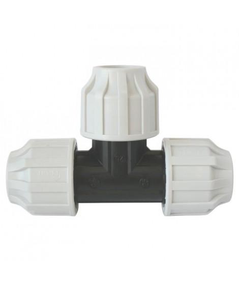 SOMATHERM Raccord plastique PER - En Té égal PER - Ø 32