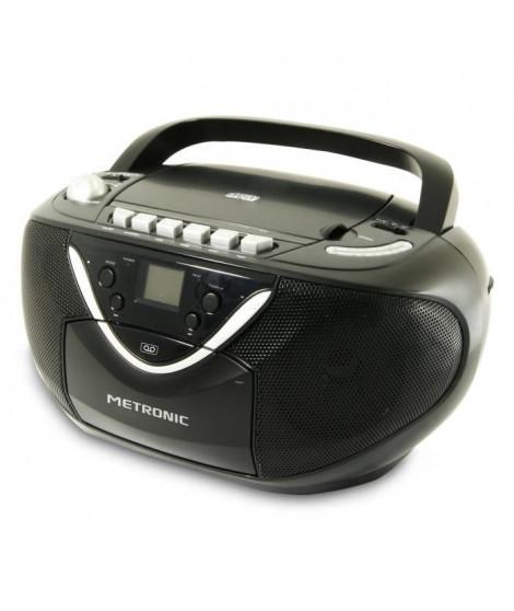 MET 477131 Radio CD/MP3 - Cassette