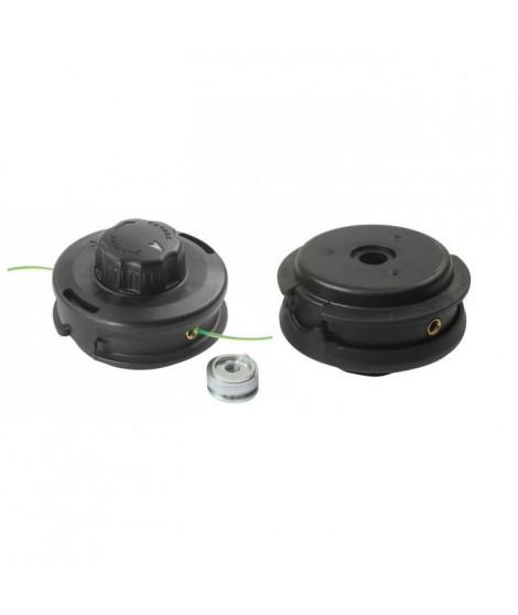 JARDIN PRATIQUE Tete fil nylon universelle EASYLOAD - Pour fil ø 2 mm jusqu'a 5 m