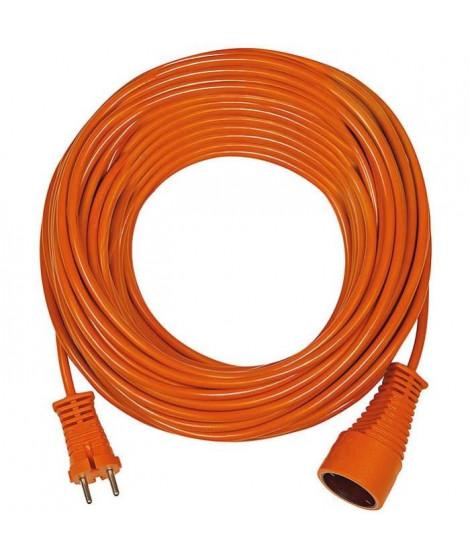 BRENNENSTUHL Rallonge orange 20m H05VV-F 2x1.5