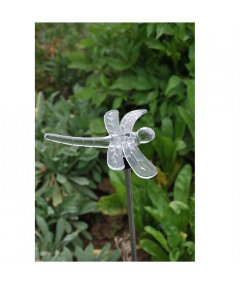 Décoration lumineuse a énergie solaire: libellule