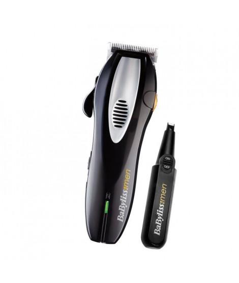 Babyliss Tondeuse Cheveux/barbe et nez E900PE