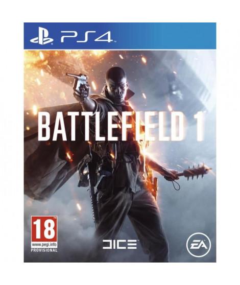 Battlefield 1 Jeu PS4