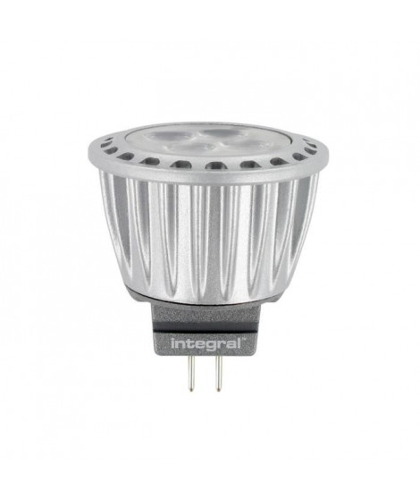 INTEGRAL LED Ampoule Spot MR11 GU4 3.7W équivalent a 20W 4000K 320lm