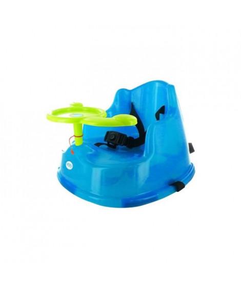 DBB REMOND Réhausseur avec volant - Bleu translucide