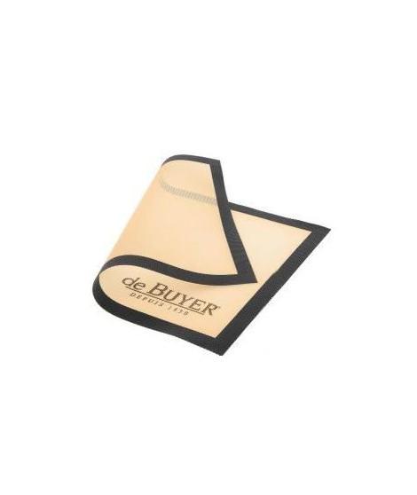 DE BUYER Tapis silicone micro aéré Airmat - 40 x 30 cm