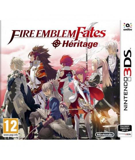 Fire Emblem Fates : Héritage Jeu 3DS