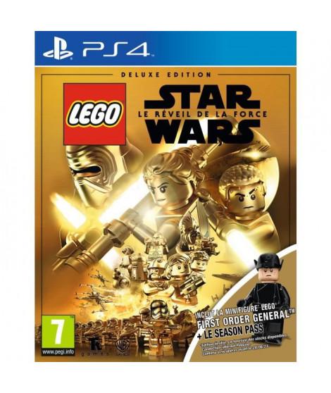 LEGO STAR WARS : Le Réveil de la Force - Deluxe Edition First Order General Jeu PS4