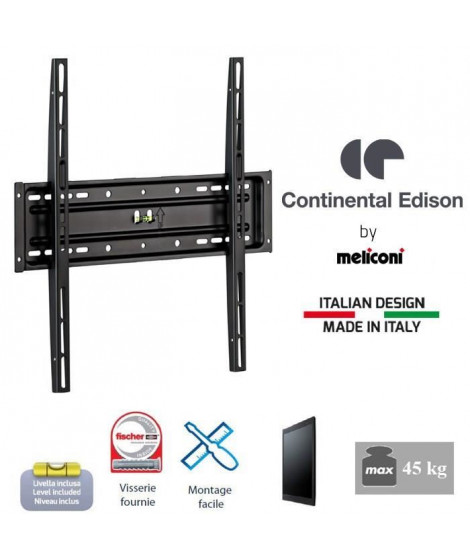 "CONTINENTAL EDISON 400FX12 Support TV fixe 40-65"""