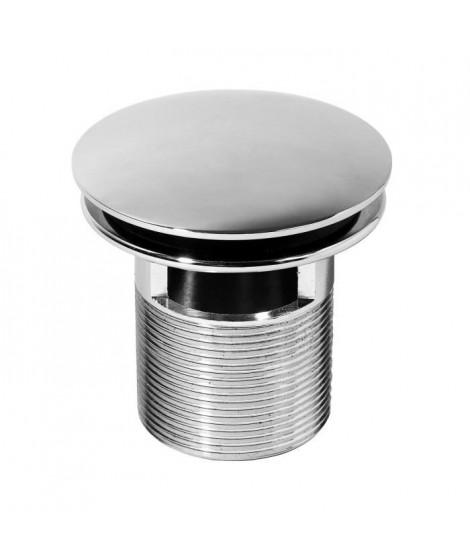 WIRQUIN Bonde lavabo design Quick-Clac laiton 75mm