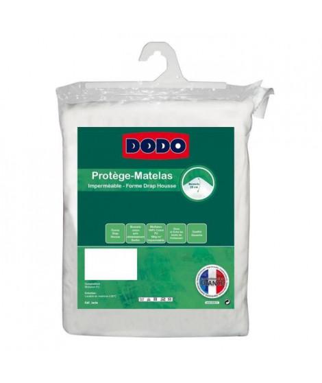 DODO Protege-matelas Jade imperméable 90x190 cm