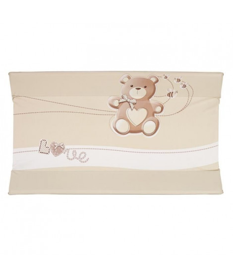 Matelas a langer MY LITTLE BEAR - Adaptable IDEA / OLIMPIA