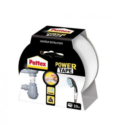 Adhésif super puissant Power tape Pattex Blanc L10