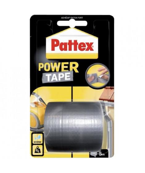 Adhésif super puissant Power tape Pattex Gris L5m