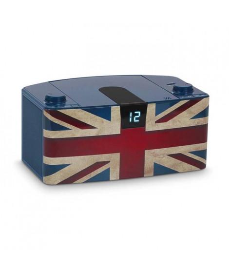 BIGBEN CD57UKBT Radio CD/USB/MP3  portable - United Kingdom