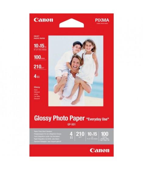 Canon GP-501 100 feuilles 10x15 170g