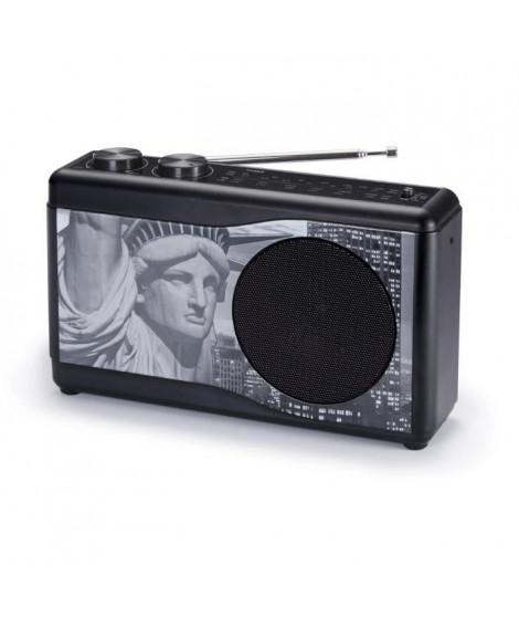 BIGBEN TR23BLACK Radio portable - Tuner analogique - Statut de la liberté
