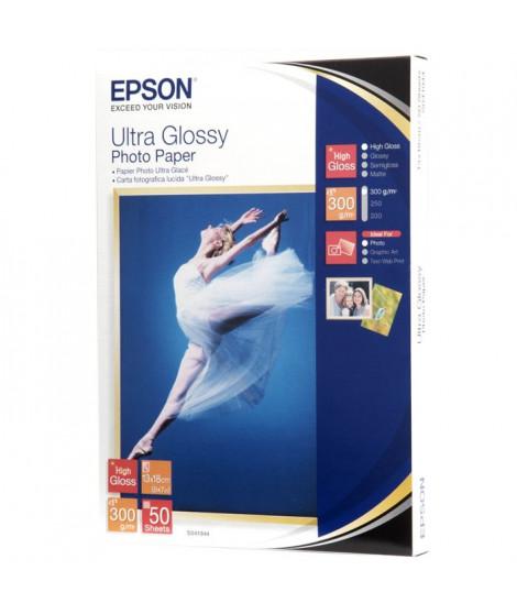 Epson C13S041944 50 feuilles 13x18 300g