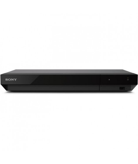 SONY UBPX700BEC1 Lecteur Blu-Ray 4K - Lecteur universel - Wi-Fi - Screen mirroring - 2 X HDMI - 2 X USB