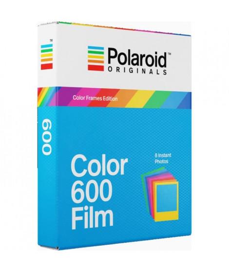 POLAROID ORIGINALS Films instantanés couleurs avec cadres couleurs pour appareil photo Polaroid 600