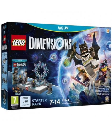 LEGO Dimensions - Pack de Démarrage Wii U