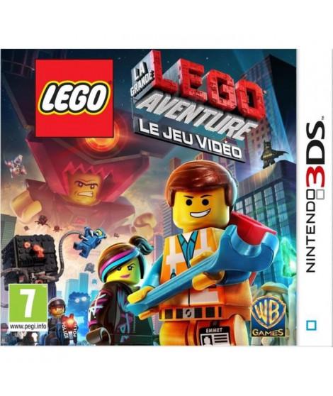 LEGO Grande Aventure 3DS