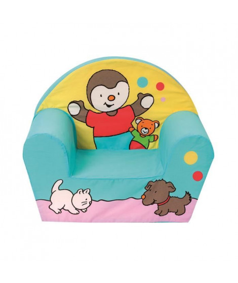 T'CHOUPI Fauteuil Club