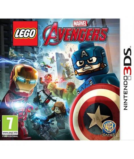 LEGO Marvel's Avengers Jeu Nintendo 3DS
