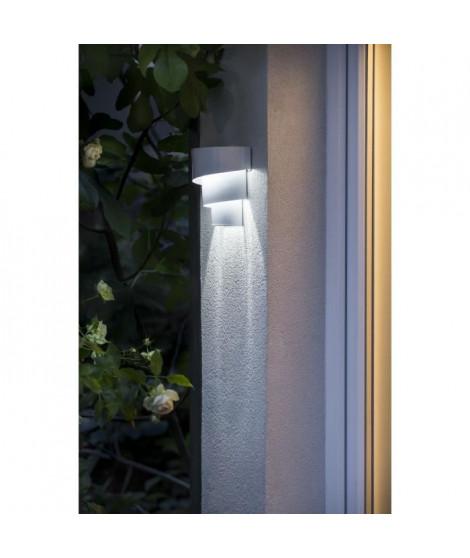 GALIX Applique murale solaire G10 moderne et tres éclairante - 50 lumens