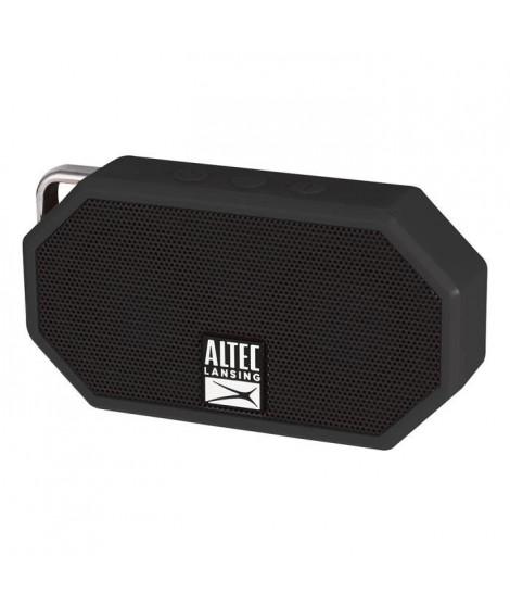 ALTEC Enceinte mini H2O - ip 67 - 3,5 mm microphone - Noir