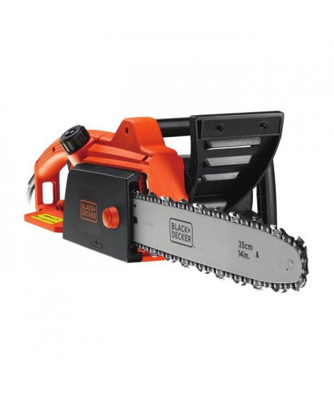 BLACK & DECKER Tronçonneuse CS1835-QS 35 cm 1800 W