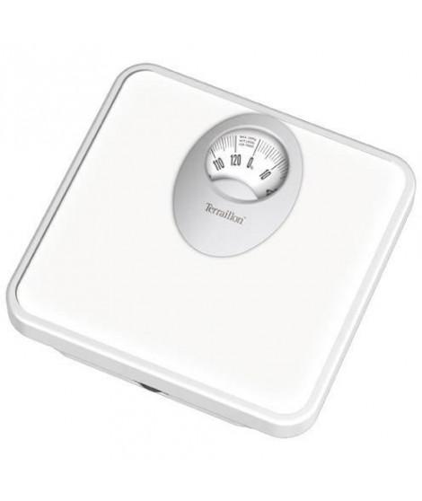 Pese-personne mécanique - TERRAILLON T61 Blanc