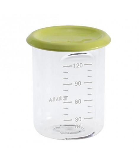 BEABA Baby Portion - 120 ml - Vert