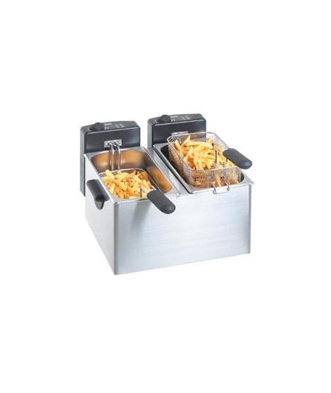 BARTSCHER Friteuse 2 bacs 4L BA.A165.112