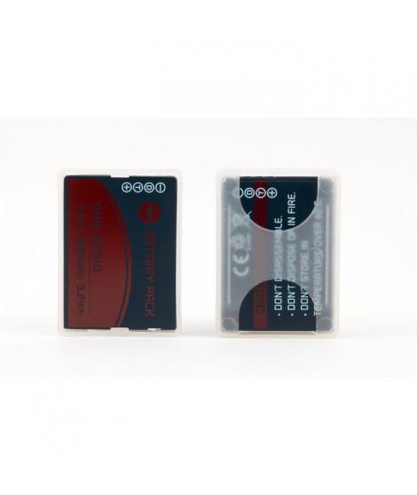 MP EXTRA  MP-BCG  Pack de 2 batteries DMWBCG10E pour PANASONIC