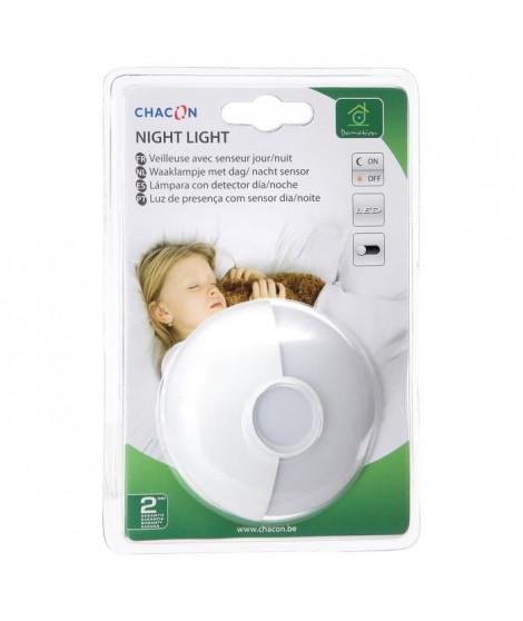 CHACON Veilleuse rotative automatique LED