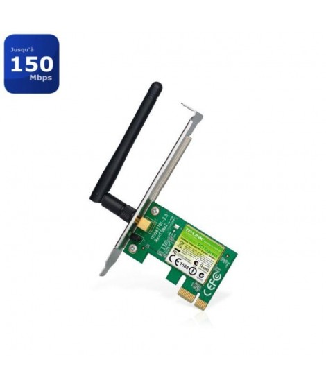 TPLink adaptateur PCI EXPRESS N150 TLWN781ND