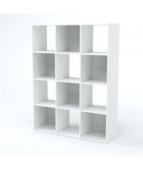 COMPO Cube 12 cases blanc